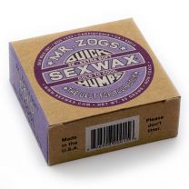 Mr. Zogs Sexwax Quick Humps Surf Wax - X-Cold to Cold
