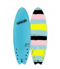 Catch Surf Odysea Skipper 6'6 Quad Fin