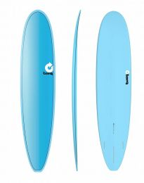 Torq Longboard Full Fade Light Blue