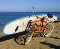 Moved By Bikes (MBB) - Longboard Rack (SUP)