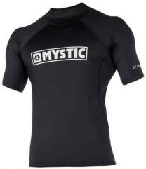 Mystic Star S/S Rashvest Junior Black