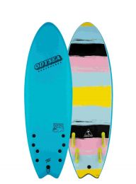 Catch Surf Odysea Skipper 5'6 Quad Fin