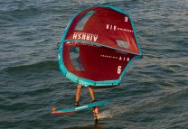 Starboard Freewing Air V2 2022 - Red & Dark Teal