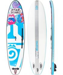 "Starboard iGo Tikhene Shout Inflatable 2019 SUP 11'2"" x 32"" x 4'75"""